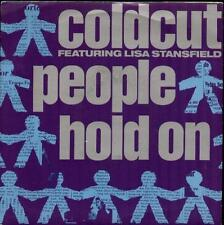 "COLDCUT FEATURING LISA STANSFIELD People Hold On  7"" Ps, B/W Yes Yes Yes"