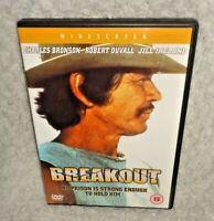 Breakout (DVD, 1975) Charles Bronson