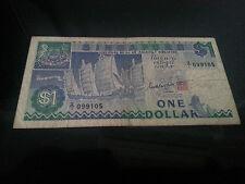 Singapore Ship $1 Z1 prefix