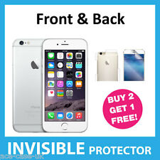 iPhone 6 (4.7 '') Model INVISIBLE Screen Protector Shield Full Body FRONT & BACK