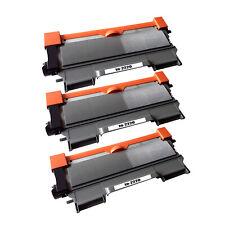 3x XXL Toner für Brother TN2220 MFC-7360N MFC-7460DN MFC-7860DW HL-2130 DCP-7055