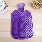 2000ml Large Transparent Hot-water Bag Winter Hand Warmer Thick PVC Bottle Home
