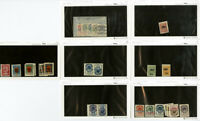 Russia Clean Group of Mint & Used Far East Republic on Cards