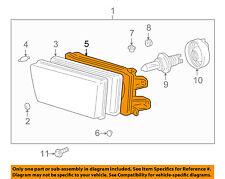 TOYOTA OEM 96-02 4Runner Headlight Head Light Lamp-Housing Left 8110635211