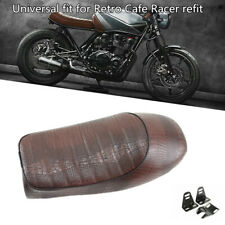 Motorcycle Soft Sponge Seat Racing Comfortable Hump Cushion Pad For Cafe Racer