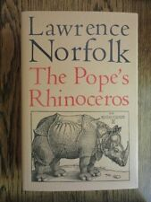 The Pope's Rhinoceros,Lawrence Norfolk