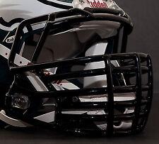 *CUSTOM* PHILADELPHIA EAGLES Riddell SPEED Football Helmet Facemask - BLACK