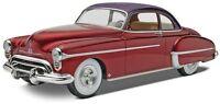 Revell '50 Olds Custom Oldsmobile 1:25 scale car model kit new 4022
