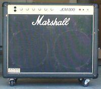 VINTAGE MARSHALL JCM 800 50 WATT LEAD MODEL 4104 GUITAR AMP VERY GOOD UPGRADED