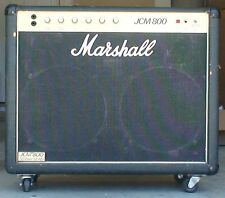 VINTAGE MARSHALL JCM 800 50 WATT LEAD MODEL 4104 GUITAR AMP VERY GOOD UPGRADED