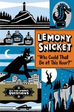 Complete Set Series Lot of 4 All the Wrong Questions HARDCOVER Lemony Snicket YA
