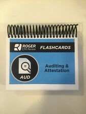 Roger CPA AUD Flashcards - 2018