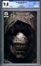 AMAZING SPIDER-MAN #24 - Comics Elite Variant - CGC 9.8.  Spencer Ottley