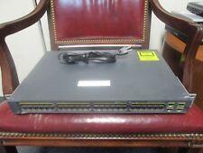 Cisco Catalyst 3750V2 Series 48-Port Ethernet Switch Cisco WS-C3750V2-48TS-S