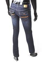 Gj2-109 ABERCROMBIE & FITCH Jeans Skinny Bleu w25 l30 Perfect stretch (size 0)