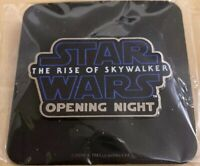 Exclusive Star Wars Rise Of Skywalker Opening Night fan event pin 2019