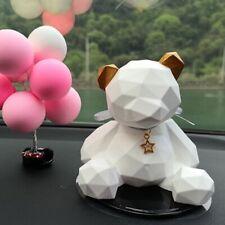 3D Cartoon Bear Silicone Resin Mold Crystal Epoxy Resin Casting Crafts DIY
