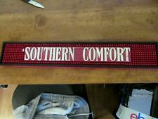 SOUTHERN COMFORT BAR MAT PREOWNED CONDITION