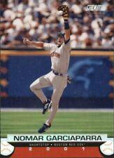 2001 Stadium Club Baseball Card #s 1-200 (A7128) - You Pick - 10+ FREE SHIP