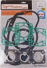 New Engine Gasket Kit Suzuki GT380 GT 380 Seabring 72-77 HEAD/BASE/CASE