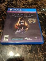 Torment: Tides of Numenera CIB Day One Edition (Sony PlayStation 4, 2017) PS4