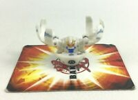 Bakugan Haos White Fear Ripper Small Ball Game 510G Toy B1 Spin Master