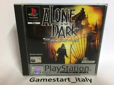 ALONE IN THE DARK THE NEW NIGHTMARE - SONY PS1 - VIDEOGIOCO USATO - USED PAL