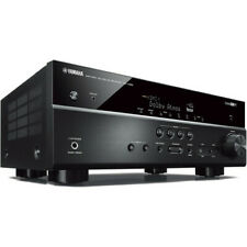 Yamaha RX-V585BL 7.2-Channel MusicCast Audio/Video Receiver With Wi-Fi And Bl...