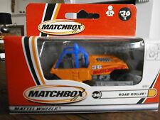 Matchbox MB36 Road Roller