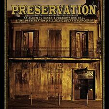 PRESERVATION HALL JAZZ BAND-AN ALBUM TO BENEFIT PRESERVATION  (US IMPORT) CD NEW