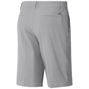 ADIDAS MENS ULTIMATE 365 PERFORMANCE STRETCH GOLF SHORTS / GREY @ 40% OFF RRP