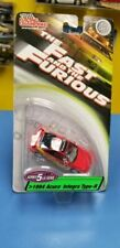 2003 Racing Champions Fast and Furious 1996 Dodge Viper GTS 1:64 Series 7 NEW
