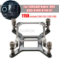 115x CPU Cooler Mounting Hardware Kit For CORSAIR Hydro H60 H80i H100i H110i Set