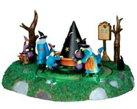Lemax Spooky Town PLAYTIME #44733 BNIB Illuminated & Animated Table Accent