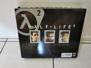 Half-Life 2 Collector's Edition RARE Big Box PC Game 2004 AUS Seller