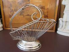 Art Deco Plated Wine Bottle Stand - Bar Accessories