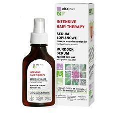 Green Pharmacy Capelli Intensivo Terapia Burdock Siero Contro Perdita 100ml
