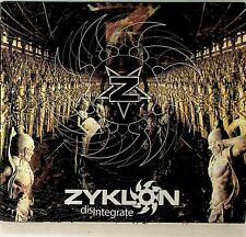 Zyklon – Disintegrate CD (2017 Gatefold Card Reissue) Emperor Satyricon METAL