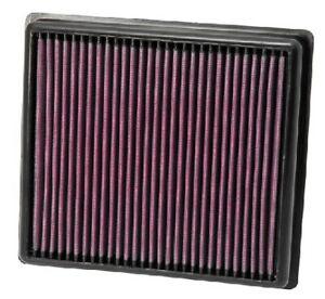 K&N Hi-Flow Performance Air Filter 33-2990