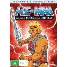 He-man and The Masters of The Universe The Complete Original Series Region 4