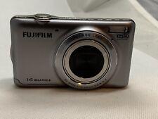 Fujifilm Finepix JX370 14MP Digital Camera Silver
