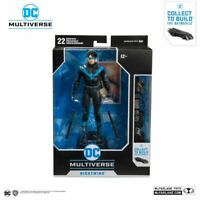 DC MULTIVERSE REBIRTH NIGHTWING (BETTER THAN BATMAN) 18CM ACTION FIGURE
