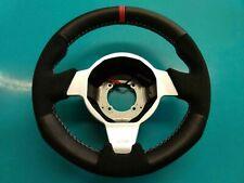 Lotus Elise/Tesla Roaster Custom Padded Steering Wheel -  NEW Leather/Alcantara