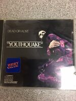 Youthquake by Dead or Alive (CD, Oct-1990, Epic)