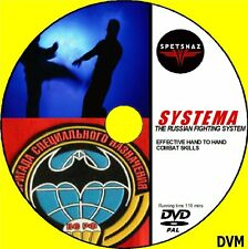 SYSTEMA COMPLETE SELF-DEFENCE GUIDE ULTIMATE SPECIAL FORCES COMBAT NEW VIDEO DVD