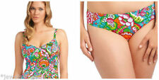 Freya Briefs V Neck Floral Swimwear for Women