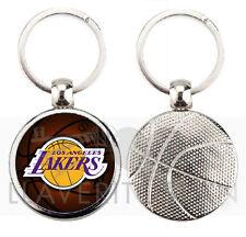 LOS ANGELES LAKERS NBA BASKETBALL KEYRING-KEYCHAIN-PORTACHIAVI-LLAVERO