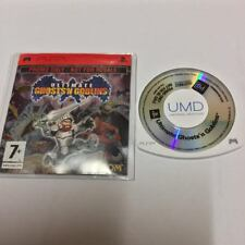 Rare PSP Promo Full Game Ultimate Ghosts and Goblins in slip with original cover