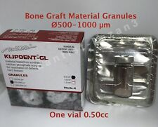 Dental Implant β-Tricalcium Phosphate Bone Graft Material Sterile 0.50cc CE