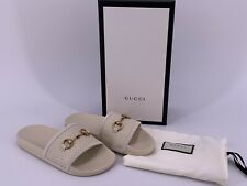 Neu Luxury Original GUCCI Pantoletten-498265 Damen Women´s Gr-UK-5/ EU-38/US-8